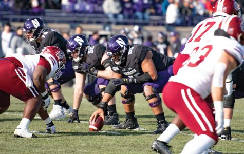 Football: Jared Thomas reflects on his Northwestern career coming to a close