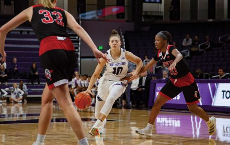 Women's Basketball: Northwestern prepares for Marquette and first road trip of the season