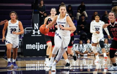 Women's Basketball: Northwestern has stellar offensive performance in win over UT Arlington