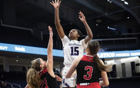 Women's Basketball: Pulliam comes up clutch in Northwestern's win over Marquette