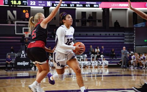 Women's Basketball: Northwestern puts up season high scoring total in blowout win