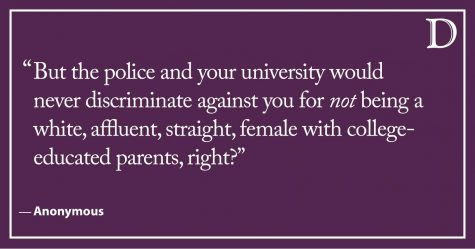 Anonymous: What they don't say about sexual assault on your campus tour