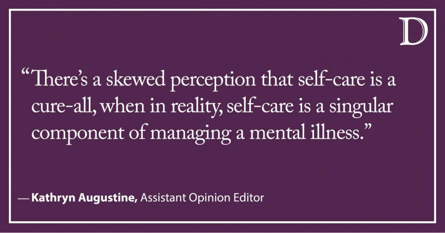 Augustine: Self-care culture is flawed