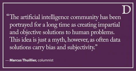 Thuillier: More diversity needed in AI to fight human biases