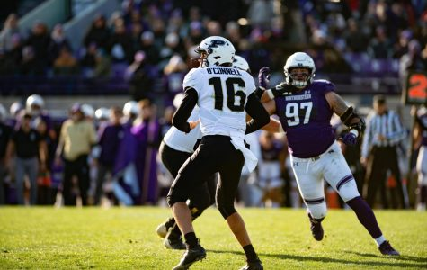 Football: NU loses to Purdue because of a penalty ridden two-minute defense
