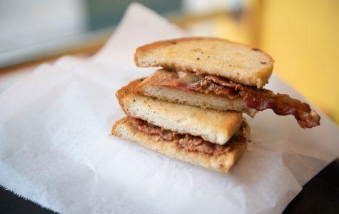 Forget candy canes, peanut butter and bacon sandwich is a holiday treat