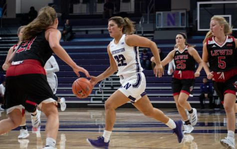 Women's Basketball: Byrdy Galernik's path from the end of the bench to a dependable scorer