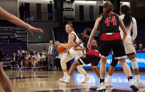 Women's Basketball: Northwestern pulls out narrow 66-63 victory over Boston College
