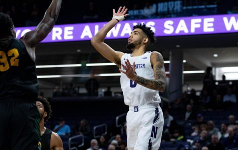 Men's Basketball: Northwestern's youth shines in 82-64 victory over Boston College