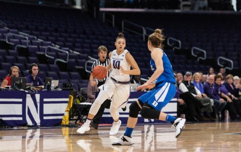 Women's Basketball: Lindsey Pulliam scores season-high 27 points as Northwestern wins Big Ten opener