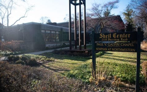 Sheil Catholic Center. Each holiday season, the center delivers gifts to Evanston families as well as nonprofits like Precious Blood Ministry of Reconciliation and Connections for the Homeless.