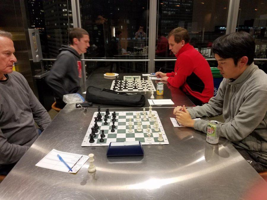Northwestern chess club open to all skill levels, emphasizes community