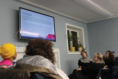 SHAPE holds roundtable discussion leading up to Tarana Burke's keynote address
