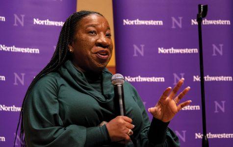 Tarana Burke talks MeToo movement during keynote address for MLK Dream Week