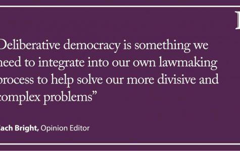 Bright: The case for a more deliberative democracy