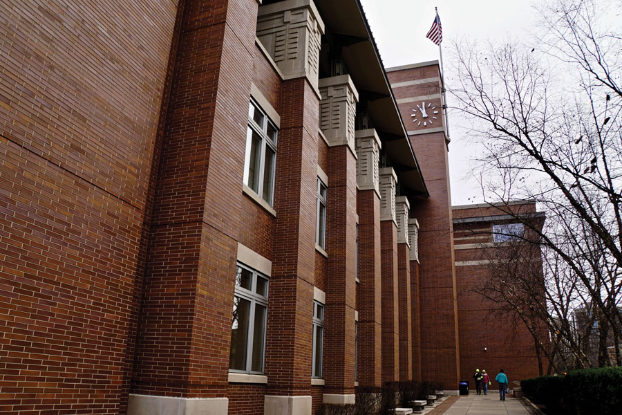 Evanston Public Library, 1703 Orrington Ave. The soonest EPL could move its Chicago Avenue and Main Street branch farther south is 2021, after the lease for the branch's current location was renewed.