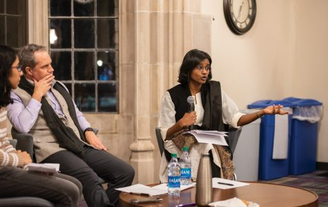 Raina Bhagat, Tyler Williams and Krithika Ashok discuss the new Indian citizenship law.