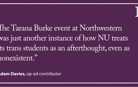 Davies: What Tarana Burke taught me about nonbinary students at Northwestern