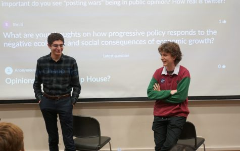Former teenage campaign managers of Mike Gravel talk progressive advocacy