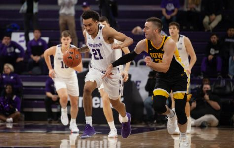 Men's Basketball: Northwestern loses fourth Big Ten game this season by single digits