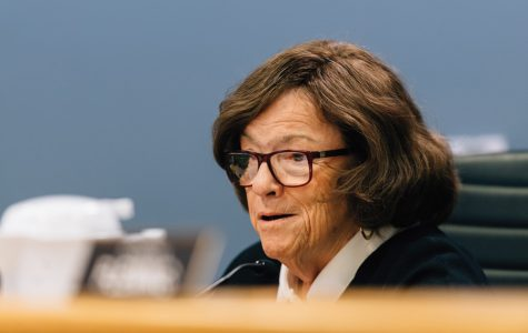 Ald. Ann Rainey (8th). Rainy inquired about the possibility of home sharing in Evanston.