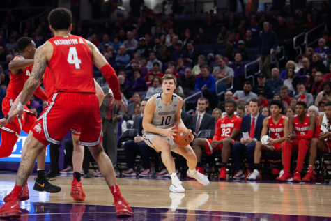 Men's Basketball: Northwestern falters again late in close contest with Ohio State
