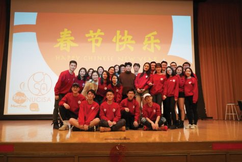 Northwestern CSA, TASC, CISA hold Lunar New Year celebrations on campus