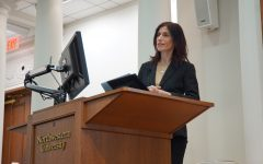 Northwestern Law Prof. Deborah Tuerkheimer speaks about the rise in informal reporting in the #MeToo movement