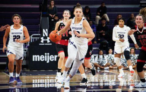 Women's Basketball: Northwestern finally enters AP Poll at No. 22