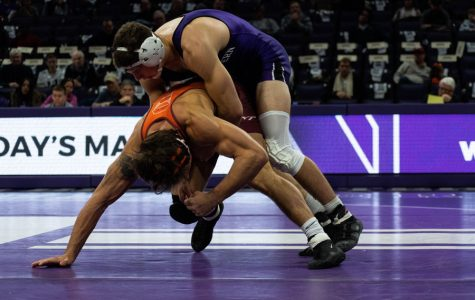 Wrestling: Cats show off depth in strong December