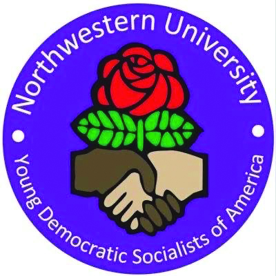 Northwestern students founded a chapter of Young Democratic Socialist of America, the University's newest political organization.