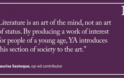 Sastoque: Why young adult literature is important