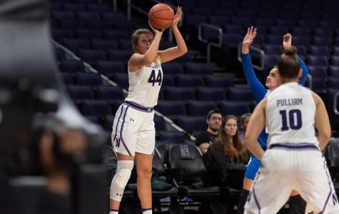 Women's Basketball: Northwestern top team in Big Ten after beating No. 15 Indiana