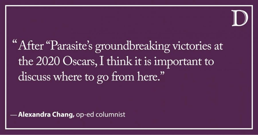 Chang: How to genuinely appreciate international cinema