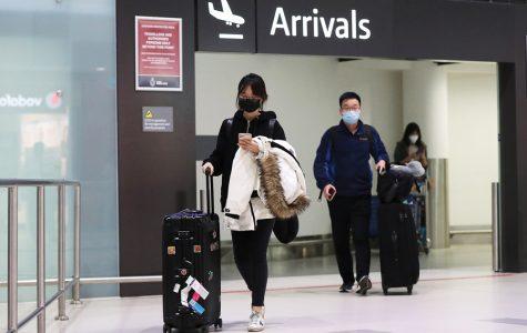 Chinese students react to coronavirus outbreak
