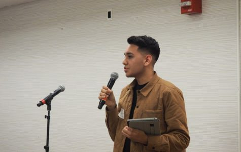 Students and administrators bring ideas to the table at Community Dialogue dinner