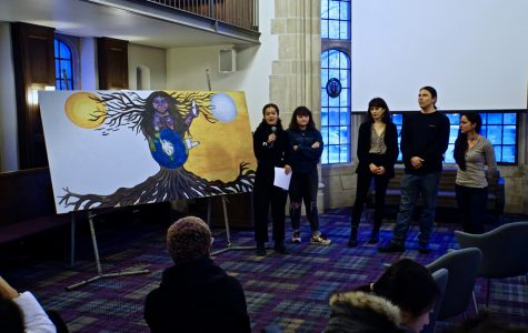 Fossil Free Northwestern promotes divestment, hosts environmental justice teach-in