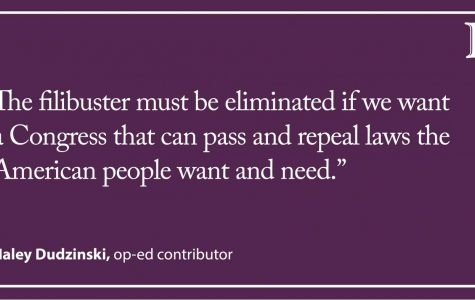 Dudzinski: Why we should kill the filibuster