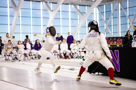 Fencing: Crompton, Swallow head to Columbus for Junior Olympics