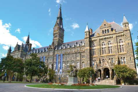 Fossil Free Georgetown's success underscores strength of national divestment movement