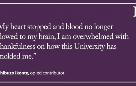 Ikonte: My near-death experiences at Northwestern