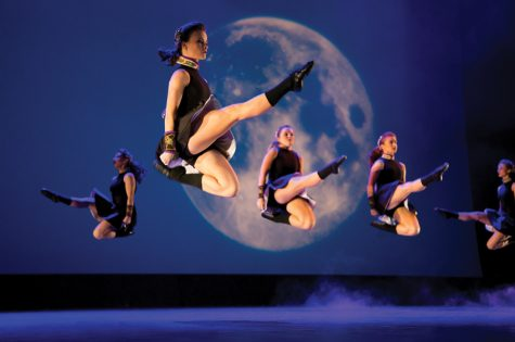 Feinberg student continues pushing boundaries through Trinity Irish Dance Company show