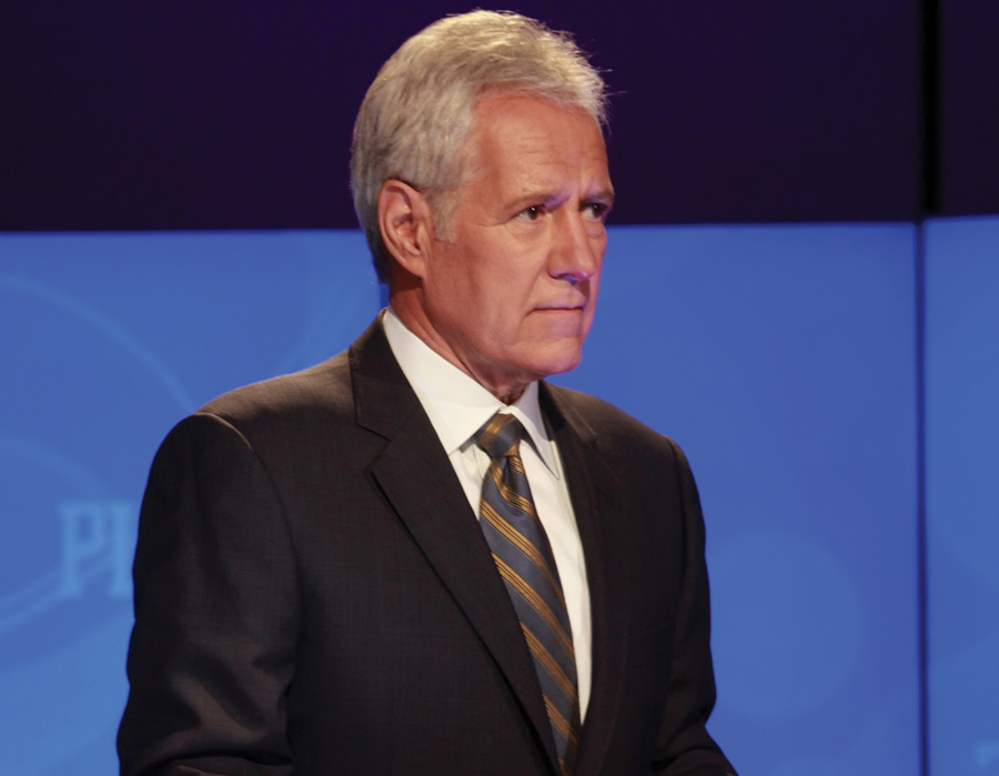 "Alex Trebek, the host of ""Jeopardy!"" McCormick Freshman Beni Keown will appear on ""Jeopardy!"" in early April."