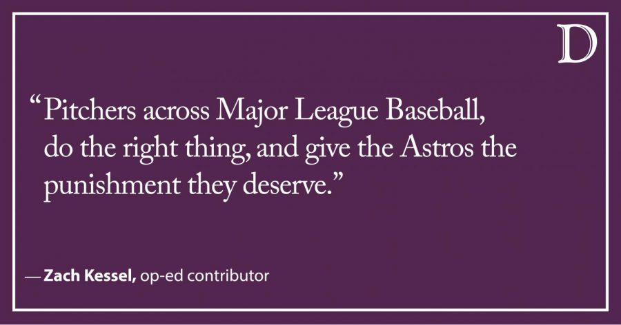Kessel: Bring the Houston Astros to Justice