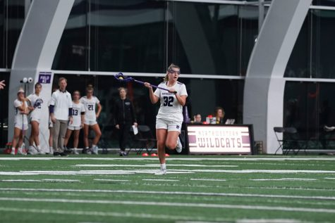 Lacrosse: No. 6 Wildcats look to bounce back against Stanford