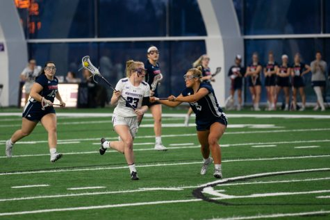 Lacrosse: No. 3 Northwestern gears up for top-10 matchup with No. 6 Notre Dame and Arizona State