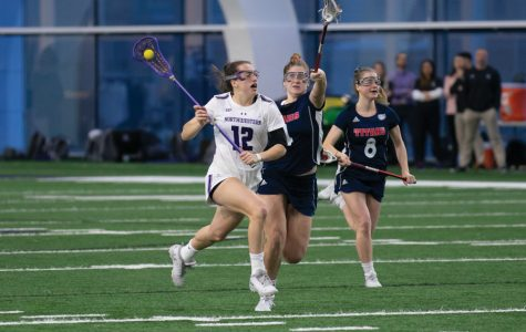 Lacrosse: No. 6 Northwestern loses its second top-10 matchup of the season