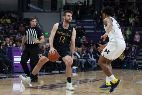 Men's Basketball: Northwestern loses its 11th straight game in blowout fashion