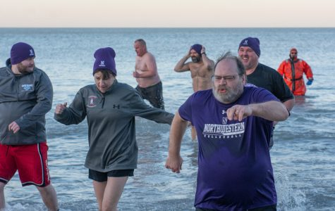 Special Olympics Super Plunge raises money, awareness on the shores of Lake Michigan
