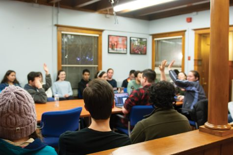 Northwestern Political Union votes to support free U.S. public college